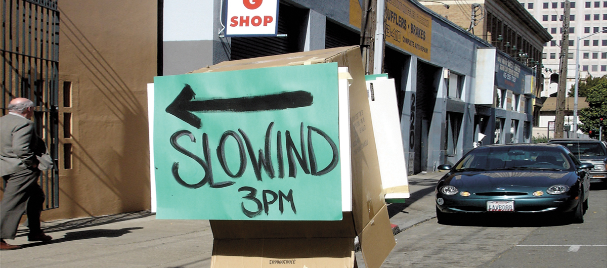 Slowind, 2008, San Francisco