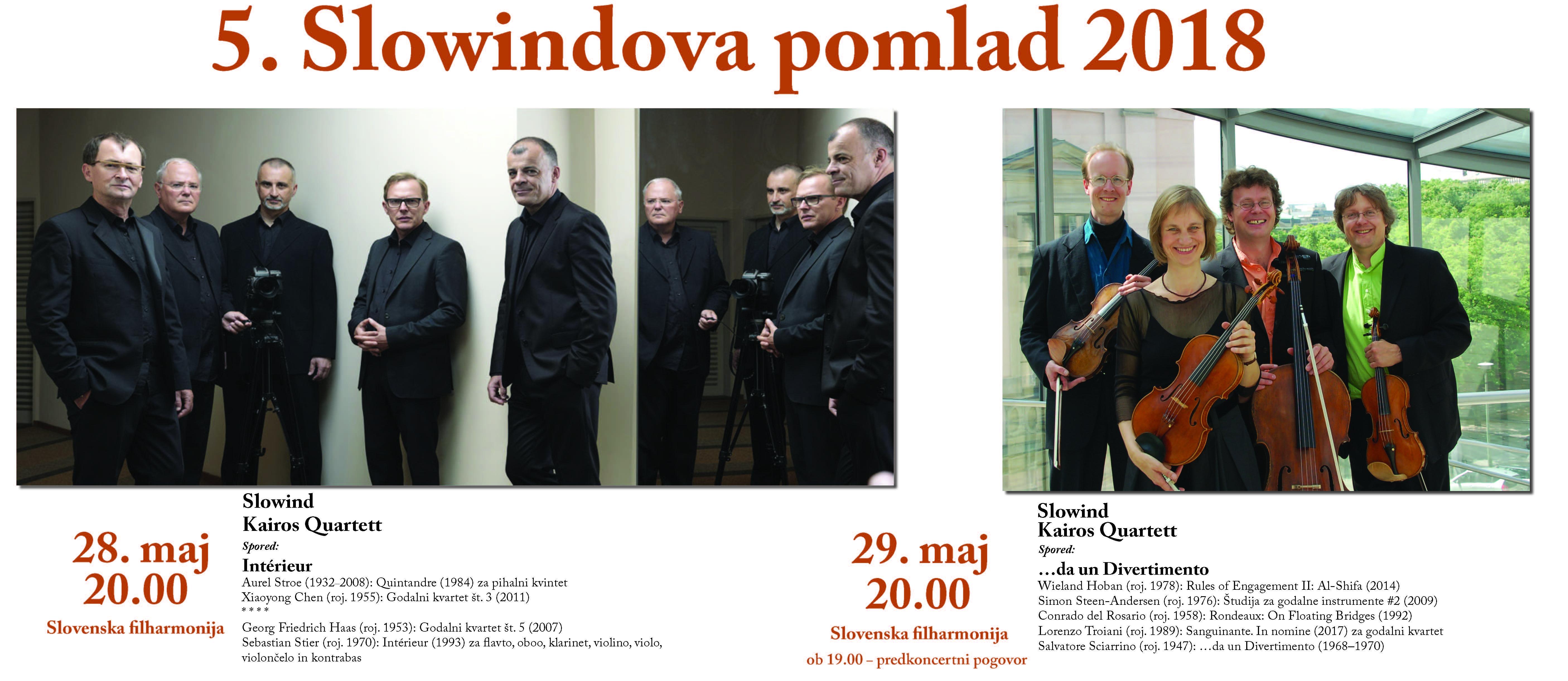 5. Slowindova pomlad 2018